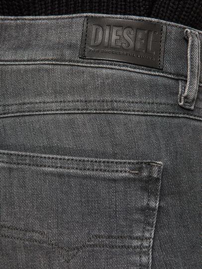 Diesel - Sandy 009FI, Negro/Gris oscuro - Vaqueros - Image 4