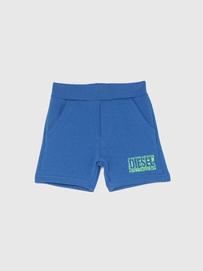 Diesel - POSTYB, Azul - Shorts - Image 1