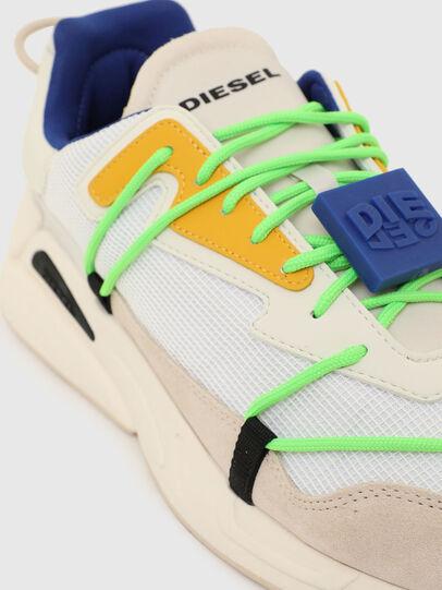 Diesel - S-SERENDIPITY LACE, Blanco/Rosa - Sneakers - Image 4