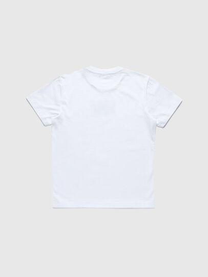 Diesel - TCODE, Blanco - Camisetas y Tops - Image 2