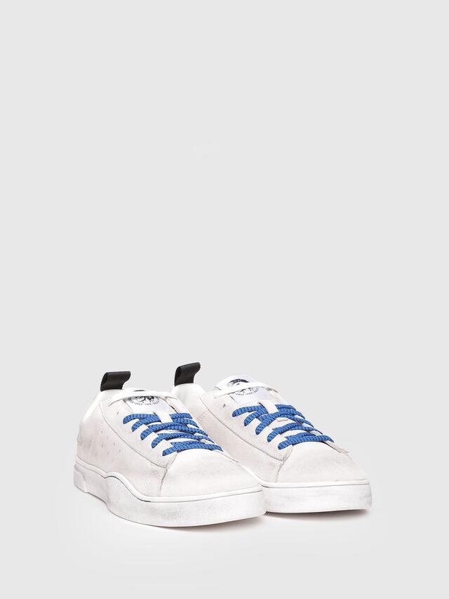 Diesel - S-CLEVER LOW, Blanco - Sneakers - Image 2