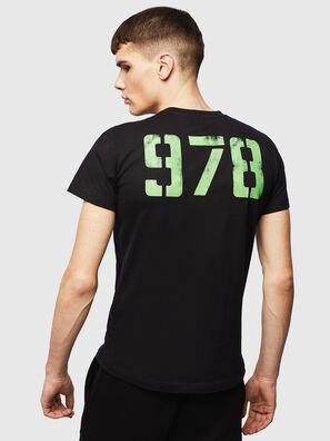 T-DIEGO-S2, Negro - Camisetas