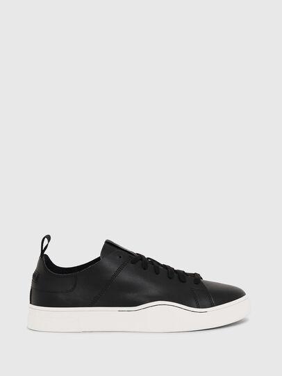 Diesel - S-CLEVER LS, Negro - Sneakers - Image 1