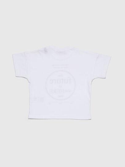 Diesel - TARTIB, Blanco - Camisetas y Tops - Image 2