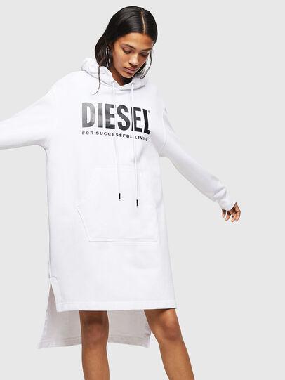 Diesel - D-ILSE-T, Blanco - Vestidos - Image 1