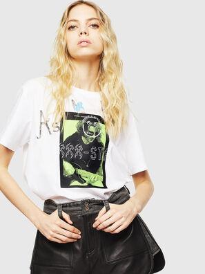 T-DARIA-Y, Blanco - Camisetas