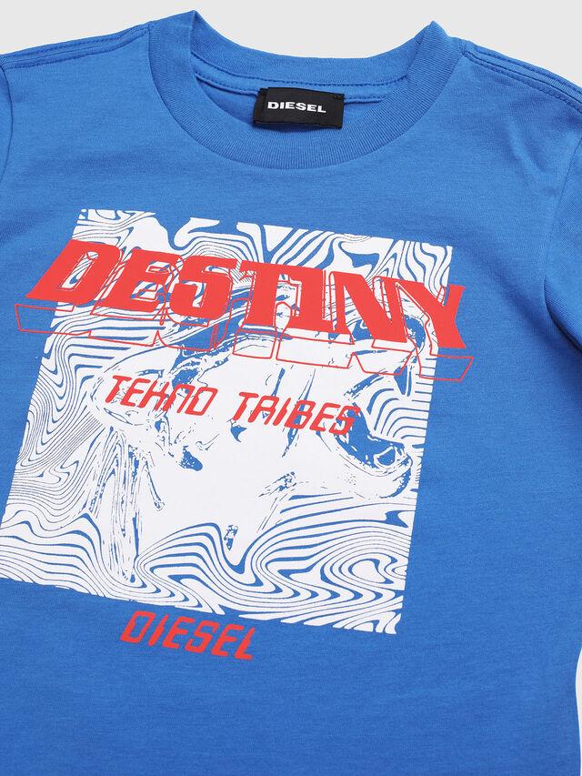 Diesel - TARRYB-R, Azul - Camisetas y Tops - Image 3