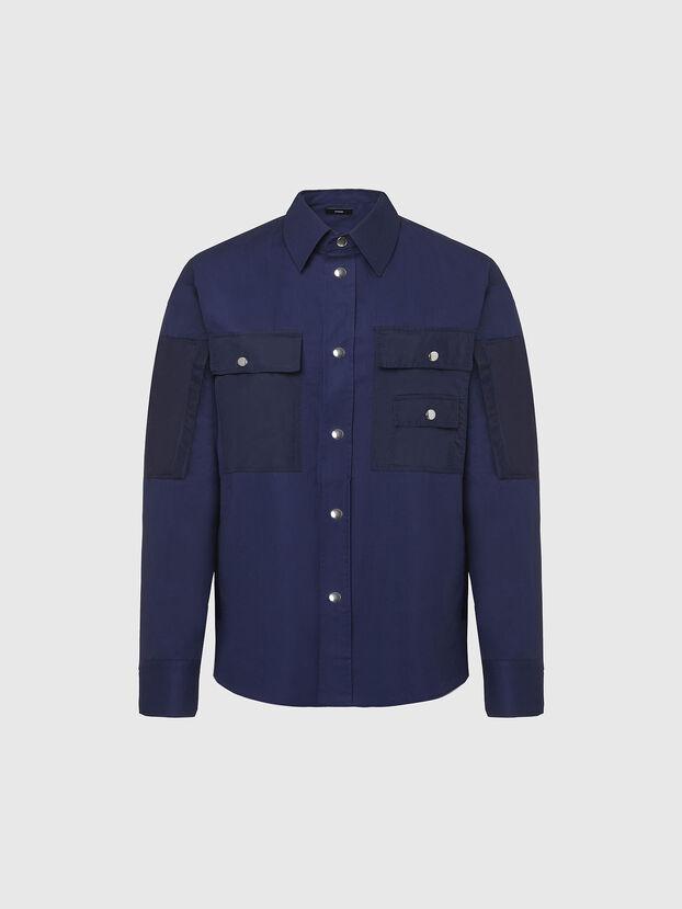 S-AUSTIN, Azul - Camisas