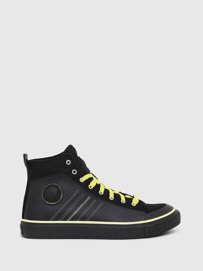 Diesel - S-ASTICO MC H, Negro/Amarillo - Sneakers - Image 1