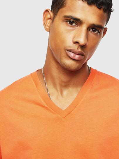 Diesel - T-THEA, Naranja - Camisetas - Image 3
