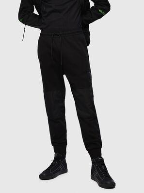 P-ORTEX, Negro - Pantalones
