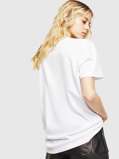 Diesel - T-DARIA-Y, Blanco - Camisetas - Image 2