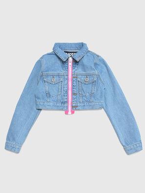 JZAUPY, Blue Jeans - Chaquetas