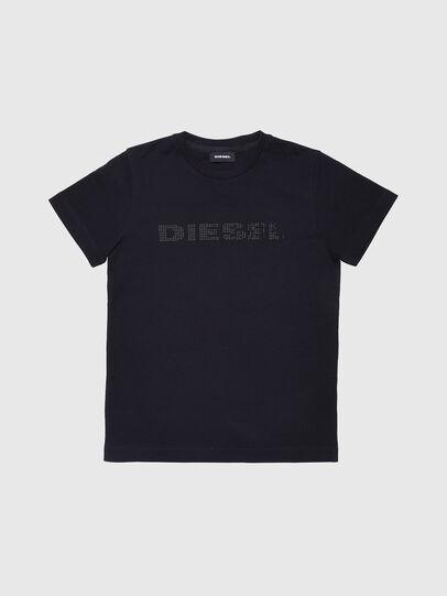 Diesel - TJFLAVIAY, Negro - Camisetas y Tops - Image 1
