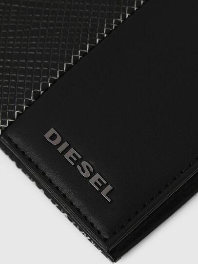 Diesel - HIRESH S, Negro/Blanco - Monederos Pequeños - Image 4