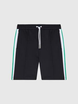 P-KURL, Negro - Shorts