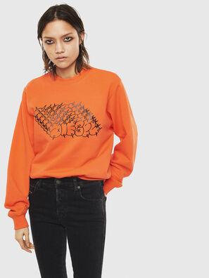 F-ANG-S2, Naranja - Sudaderas