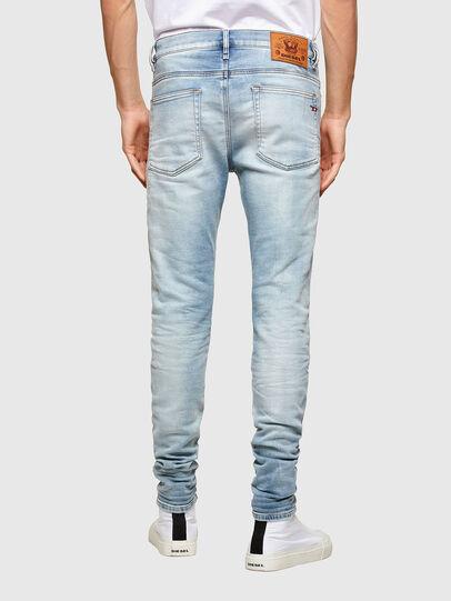 Diesel - D-Reeft JoggJeans® 069UC, Azul Claro - Vaqueros - Image 2