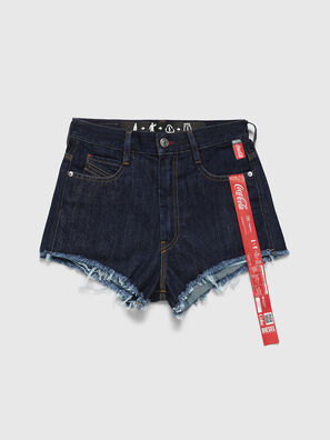 CC-DE-KRIS, Azul Oscuro - Shorts