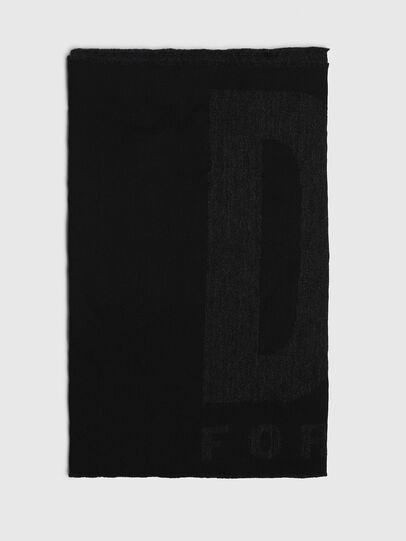 Diesel - SDIELY, Negro - Bufandas - Image 2
