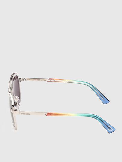Diesel - DL0266, Multicolor - Gafas de sol - Image 3