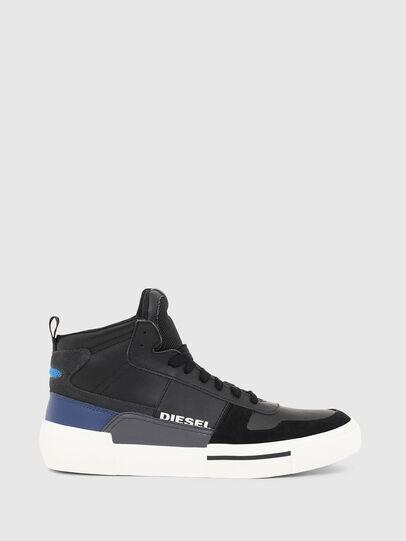 Diesel - S-DESE MG MID, Negro - Sneakers - Image 1