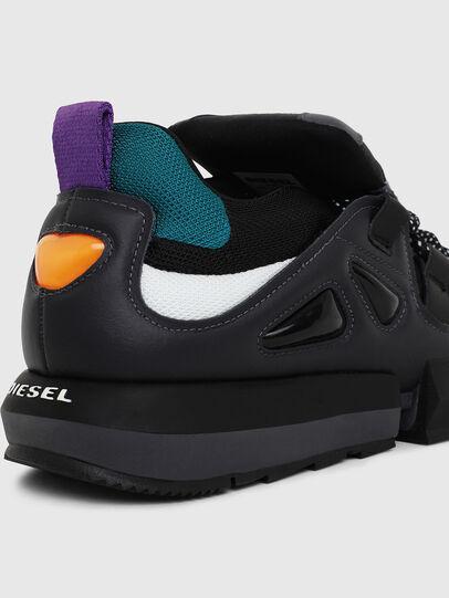 Diesel - H-PADOLA LOW S, Negro - Sneakers - Image 4