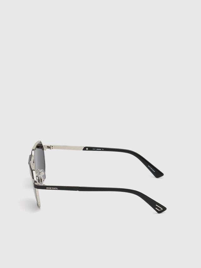Diesel - DL0260, Negro - Gafas de sol - Image 3