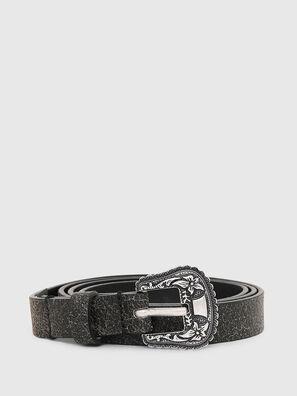 B-TRIT, Negro - Cinturones