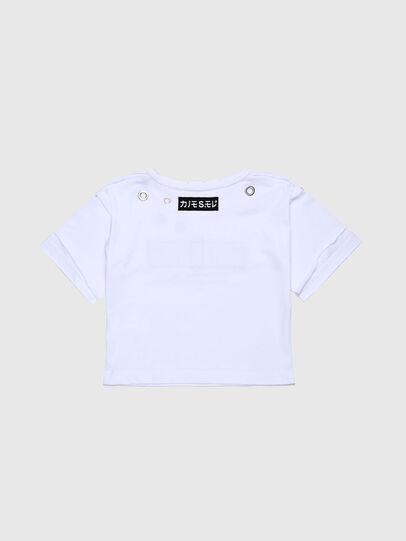 Diesel - TJACKYC, Blanco - Camisetas y Tops - Image 2