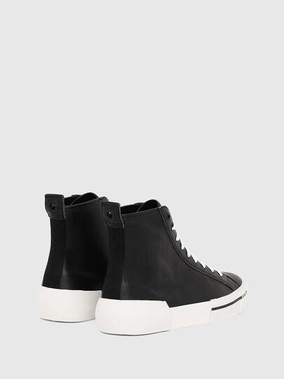 Diesel - S-DESE MID CUT, Negro - Sneakers - Image 3