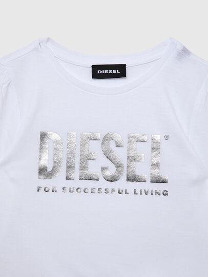 Diesel - TRASSYB-R, Blanco - Camisetas y Tops - Image 3