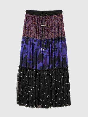 O-ILARY, Azul marino/Negro - Faldas