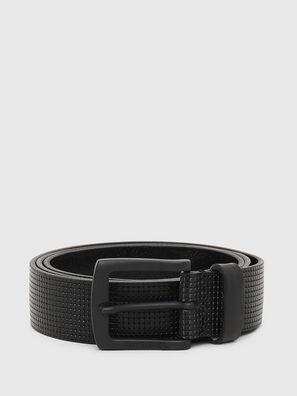 B-ERBE, Negro - Cinturones
