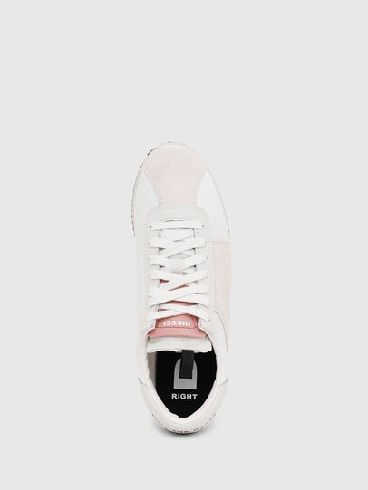 Diesel - S-PYAVE WEDGE, Blanco/Rosa - Sneakers - Image 5
