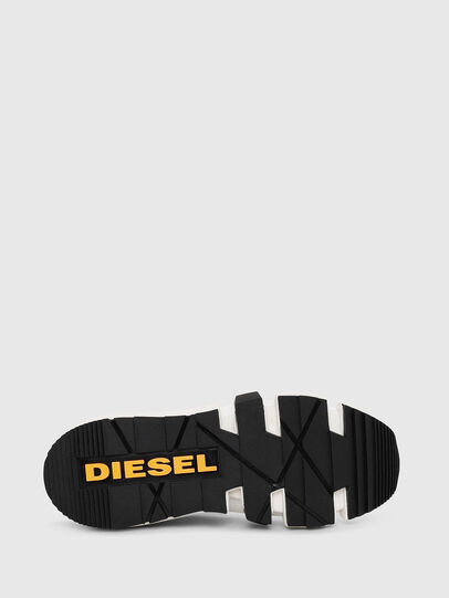 Diesel - H-PADOLA HIGH SOCK W, Blanco - Zapatillas - Image 6