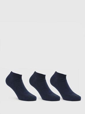 SKM-GOST-THREEPACK, Azul - Calcetines cortos