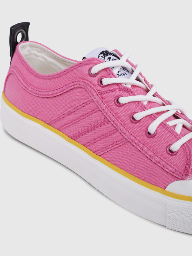 Diesel - S-ASTICO LC LOGO W, Rosa - Sneakers - Image 4