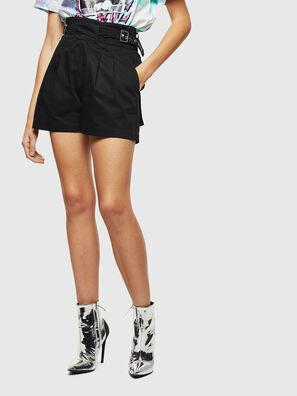 S-BISA, Negro - Shorts
