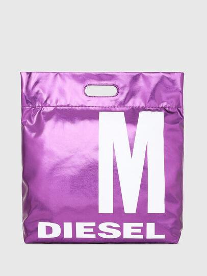 Diesel - F-LITT-HER M, Violeta - Bolsos Shopper y Al Hombro - Image 1