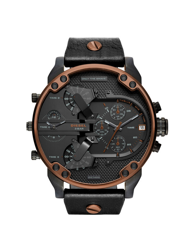 Diesel - DZ7400, Negro - Relojes - Image 1