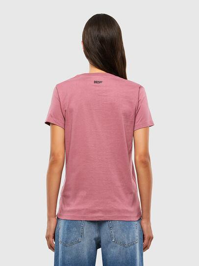 Diesel - T-SILY-V20, Rosa - Camisetas - Image 2