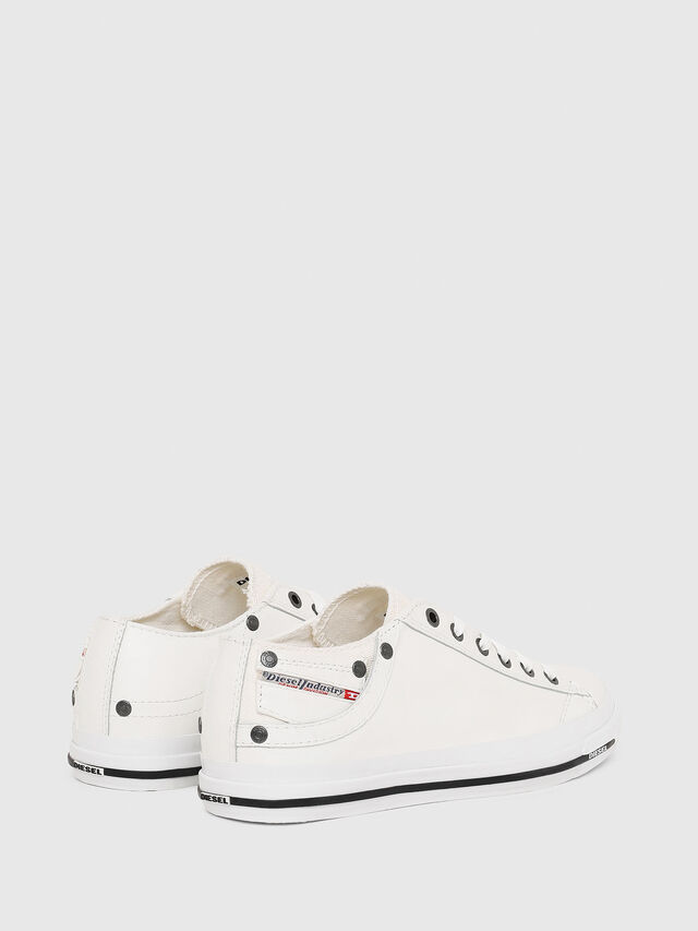 Diesel EXPOSURE IV LOW  W, Blanco - Sneakers - Image 3