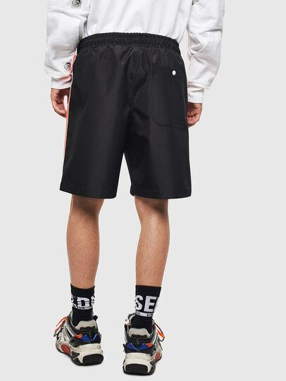 Diesel - P-KEITH, Negro - Shorts - Image 2