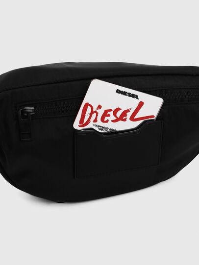 Diesel - NELUMBO, Negro - Bolsas con cinturón - Image 7