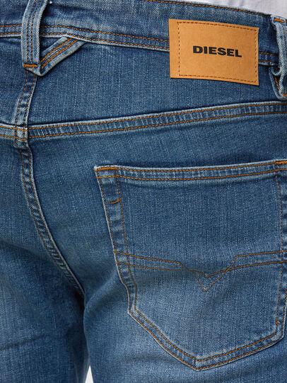 Diesel - Larkee 009DB, Azul medio - Vaqueros - Image 4