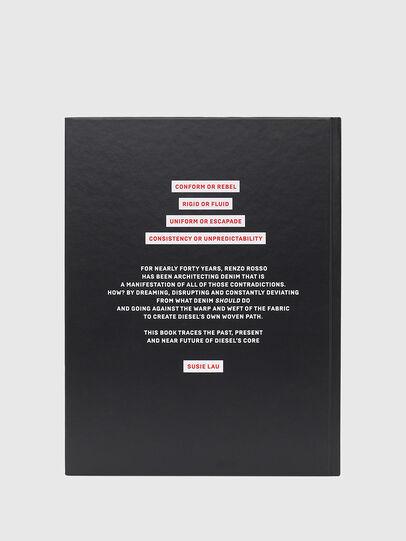 Diesel - 5D Diesel Dream Disruption Deviation Denim, Negro - Libros - Image 2