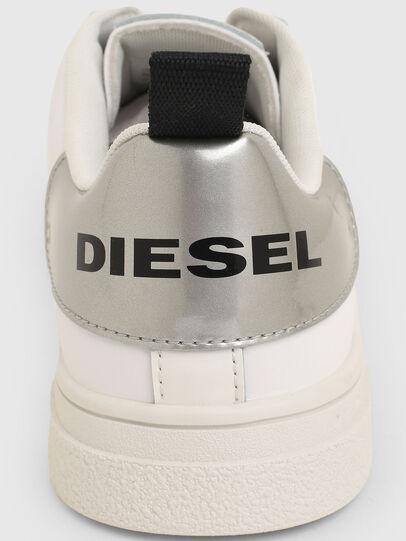Diesel - S-CLEVER SO W, Blanco/Plateado - Sneakers - Image 4