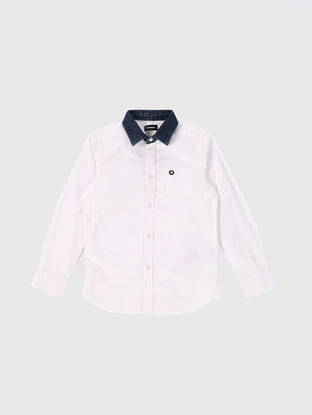 KIDS CYMELDN, Blanco - Camisas - Image 1