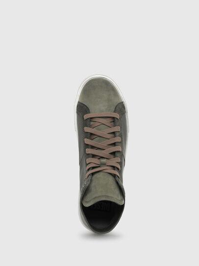 Diesel - S-MYDORI MC, Verde Militar - Sneakers - Image 6